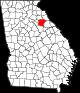 Oglethorpe County Bankruptcy Court