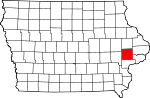 Cedar County Bankruptcy Court