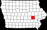 Iowa County Bankruptcy Court