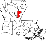 Catahoula Parish Bankruptcy Court