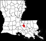 West Baton Rouge Parish Bankruptcy Court