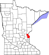 Chisago County Bankruptcy Court