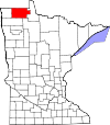 Roseau County Bankruptcy Court