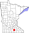Waseca County Bankruptcy Court