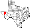 Culberson County Bankruptcy Court