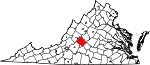 Amherst County Bankruptcy Court